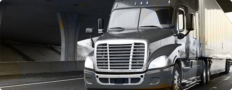 Expedited Freight Trucking